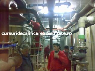 Curs instalator tehnico sanitare gaze canalizari si incalziri